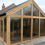Glazing Methods for Oak Frame Buildings